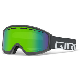 Giro Index Gafas, titanium/loden green
